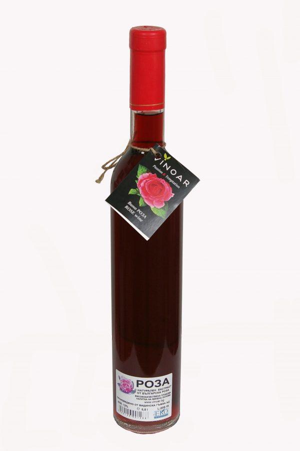 вино от рози българия