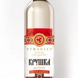 Rakija Triangel pear / Ракия Триангел круша