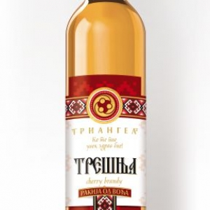 Rakija Triangel cherry / Ракия Триангел череша